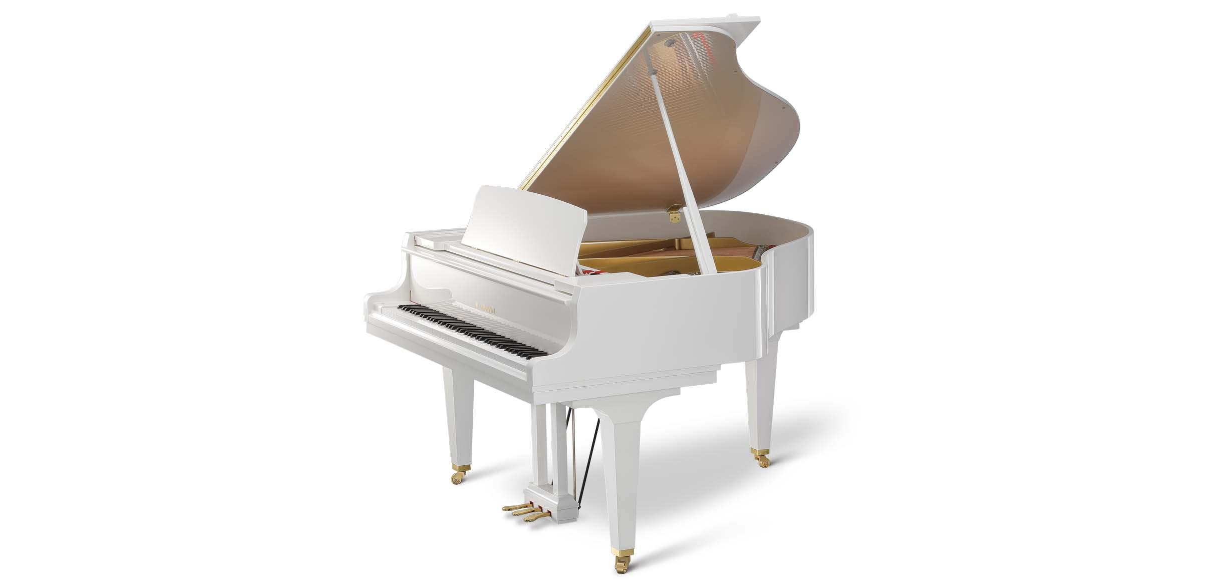 Đàn piano Kawai GL-30 màu trắng