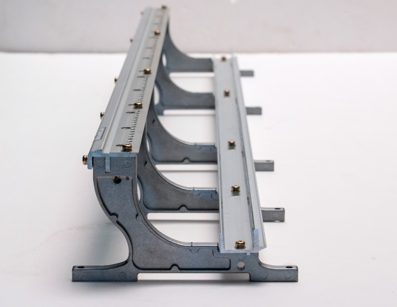 DIE-CAST ALUMINUM-ACTION-BRACKETS