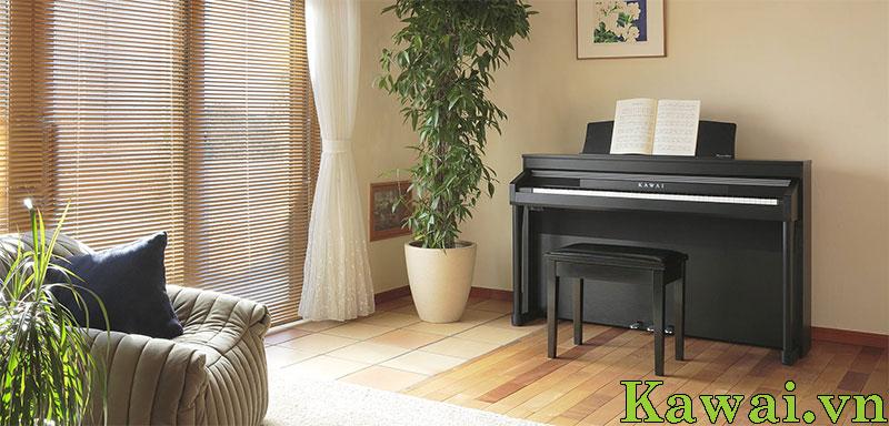 dan piano dien kawai