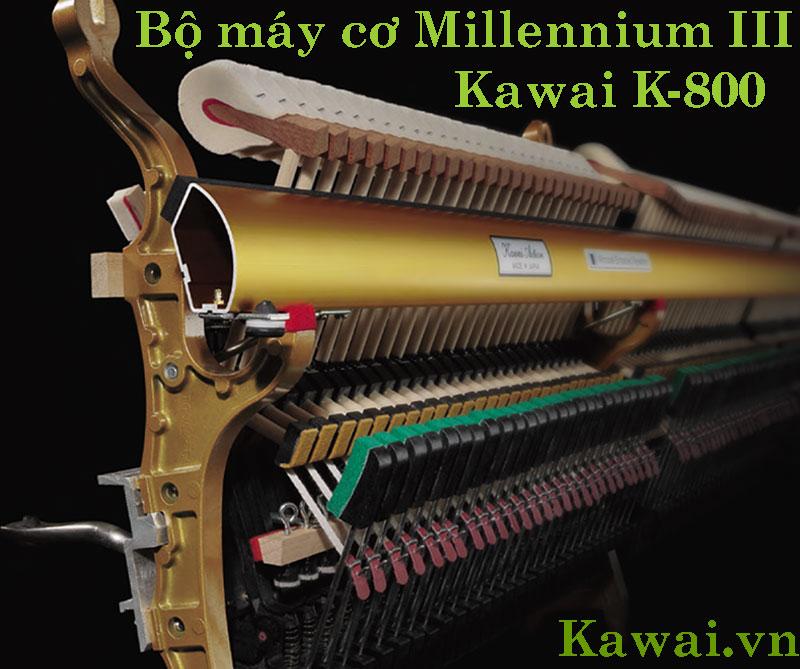 bộ máy đàn piano Kawai K-800