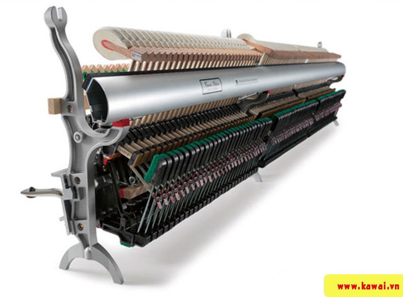 Bộ máy cơ đàn piano Kawai K300