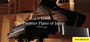 Piano Shigeru Kawai và câu chuyện chinh phục thế giới
