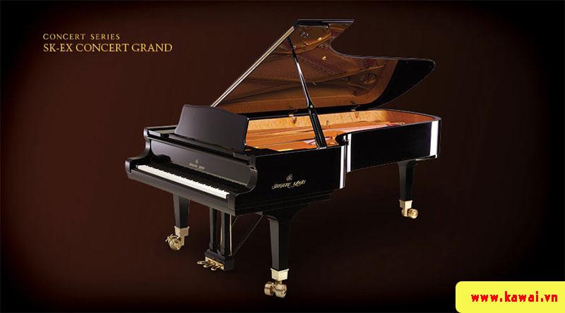 Đàn piano cao cấp Shigeru Kawai