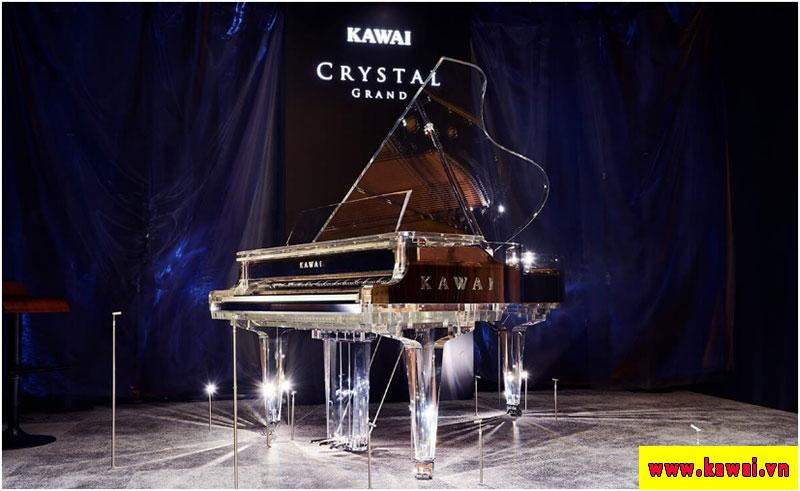 Kawai Crystal CR-40A: Tuyệt Mỹ Piano